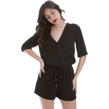 Textiel Dames Jumpsuites / Tuinbroeken Gaudi 011BD25029 Zwart
