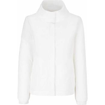 Textiel Dames Wind jackets Geox W8220N T2415 Wit
