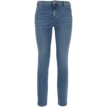 Textiel Dames Skinny jeans NeroGiardini P860221D Blauw