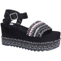 Schoenen Dames Sandalen / Open schoenen Exé Shoes G4700618716 Zwart