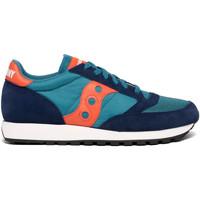 Schoenen Heren Lage sneakers Saucony S70368 Blauw