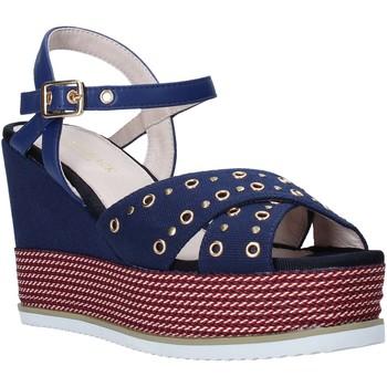 Schoenen Dames Sandalen / Open schoenen Lumberjack SW83106 002 M17 Blauw