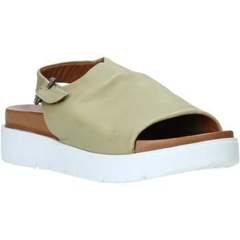 Schoenen Dames Sandalen / Open schoenen Bueno Shoes 9N3404 Groen