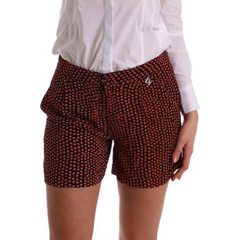Textiel Dames Korte broeken / Bermuda's Gaudi 73BD25209 Zwart