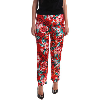 Textiel Dames Losse broeken / Harembroeken Gaudi 73FD20201 Oranje