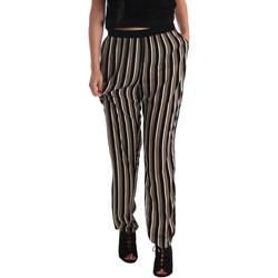 Textiel Dames Losse broeken / Harembroeken Gaudi 73FD25202 Zwart