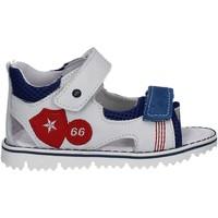 Schoenen Kinderen Sandalen / Open schoenen Melania ME8053B7E.B Wit