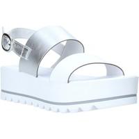 Schoenen Dames Sandalen / Open schoenen Nero Giardini E012581D Wit