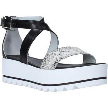 Schoenen Dames Sandalen / Open schoenen Nero Giardini E012583D Zwart