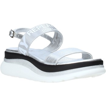 Schoenen Dames Sandalen / Open schoenen Replay GWP4V 251 C0003S Zilver