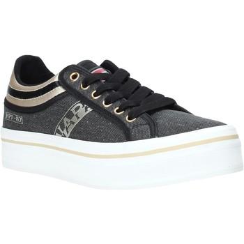 Schoenen Dames Lage sneakers Napapijri NA4ESX Zwart