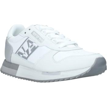 Schoenen Dames Lage sneakers Napapijri NA4ET6 Zilver