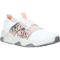 Schoenen Dames Lage sneakers Napapijri NA4ET7 Wit