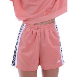 Textiel Dames Korte broeken / Bermuda's Fila 687689 Roze