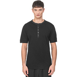 Textiel Heren T-shirts korte mouwen Antony Morato MMKS01725 FA100139 Zwart