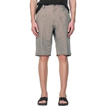 Textiel Heren Korte broeken / Bermuda's Antony Morato MMSH00148 FA400060 Grijs