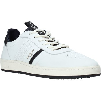 Schoenen Heren Lage sneakers Replay GMZ52 240 C0021L Wit