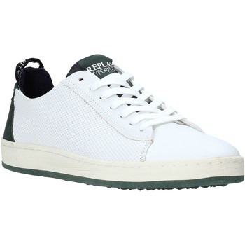 Schoenen Heren Lage sneakers Replay GMZ52 240 C0022L Wit