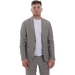 Textiel Heren Jasjes / Blazers Sseinse GAE561SS Bruin