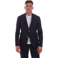 Textiel Heren Jasjes / Blazers Sseinse GAE569SS Blauw