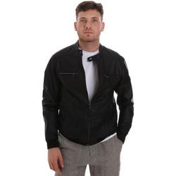 Textiel Heren Wind jackets Sseinse GBE574SS Zwart