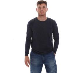 Textiel Heren Truien Sseinse ME1510SS Blauw
