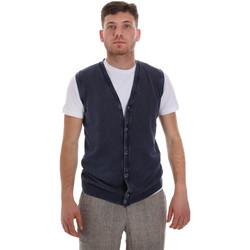 Textiel Heren Vesten / Cardigans Sseinse ME1512SS Blauw