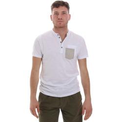 Textiel Heren T-shirts korte mouwen Sseinse ME1600SS Wit