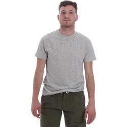 Textiel Heren T-shirts korte mouwen Sseinse ME1603SS Wit