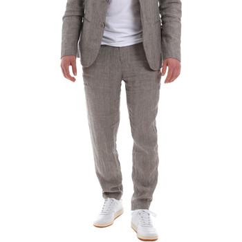 Textiel Heren Pantalons Sseinse PSE585SS Bruin