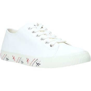 Schoenen Heren Lage sneakers Calvin Klein Jeans B4S0668 Wit