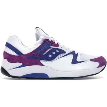 Schoenen Heren Lage sneakers Saucony S70439 Wit