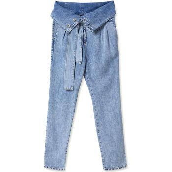 Textiel Dames Jeans Liu Jo UA0129 D4461 Blauw
