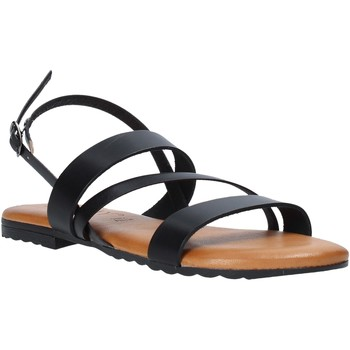 Schoenen Dames Sandalen / Open schoenen Jeiday LEDA-SALLY Zwart