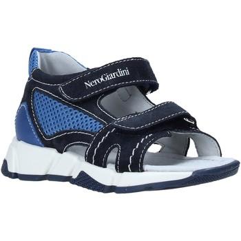 Schoenen Kinderen Sandalen / Open schoenen Nero Giardini E023880M Blauw