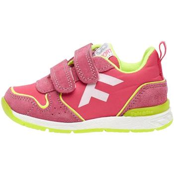 Schoenen Meisjes Lage sneakers Falcotto 2014924 01 Roze