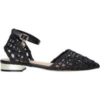 Schoenen Dames Sandalen / Open schoenen Gold&gold A20 GK16 Zwart