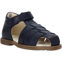 Schoenen Meisjes Sandalen / Open schoenen Falcotto 1500854 01 Blauw