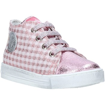 Schoenen Meisjes Hoge sneakers Falcotto 2014600 10 Roze