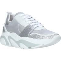 Schoenen Dames Lage sneakers Apepazza S0EASY01/MIX Zilver