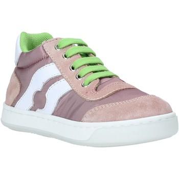 Schoenen Kinderen Lage sneakers Falcotto 2014149 01 Roze