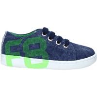 Schoenen Kinderen Lage sneakers Falcotto 2014671 02 Blauw