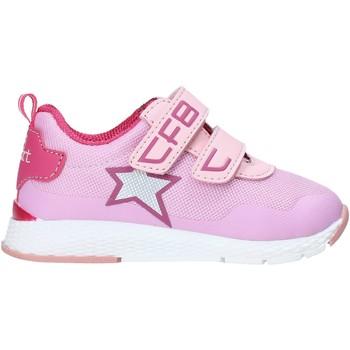 Schoenen Meisjes Lage sneakers Falcotto 2013512 01 Roze