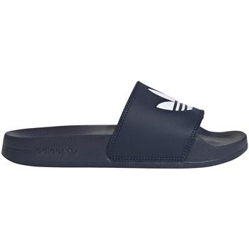 Schoenen Kinderen slippers adidas Originals FU9178 Blauw