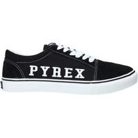 Schoenen Heren Lage sneakers Pyrex PY020201 Zwart