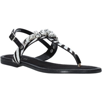 Schoenen Dames Sandalen / Open schoenen Replay GWF1M 250 C0001L Zwart