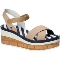 Schoenen Dames Sandalen / Open schoenen U.S Polo Assn. FLEUR4112S8/C1 Bruin