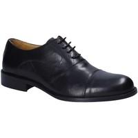 Schoenen Heren Derby Exton 6014 Zwart