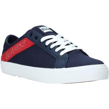 Schoenen Heren Lage sneakers Levi's 230667 1919 Blauw