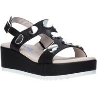 Schoenen Dames Sandalen / Open schoenen Comart 503430 Zwart